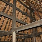старинная крыша