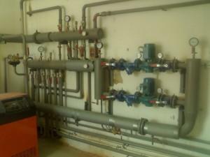 фотография различных видов систем отопления